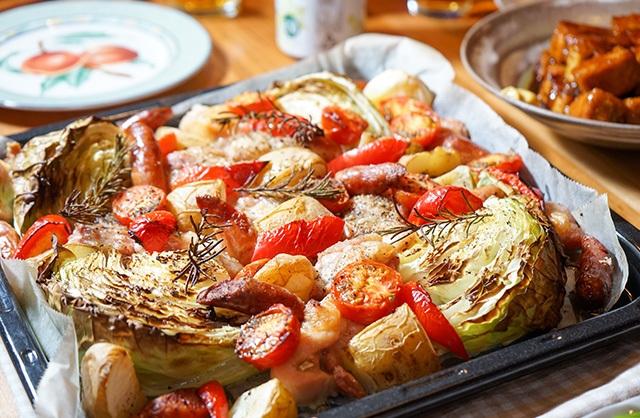 洋食お祝い料理