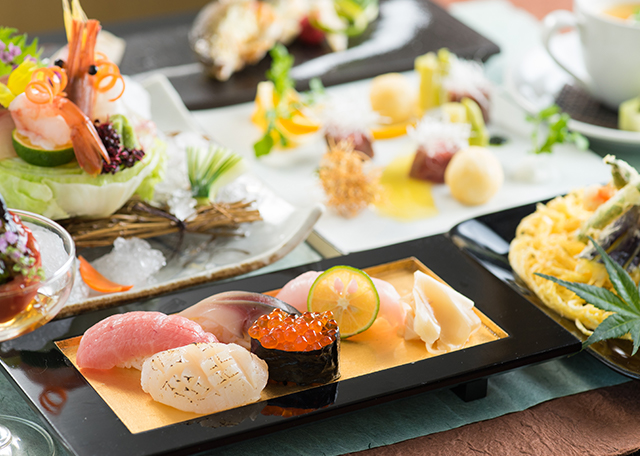 和食お祝い料理